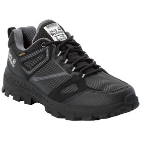 Jack Wolfskin Downhill Texapore Low-Cut Schuhe Damen black/grey